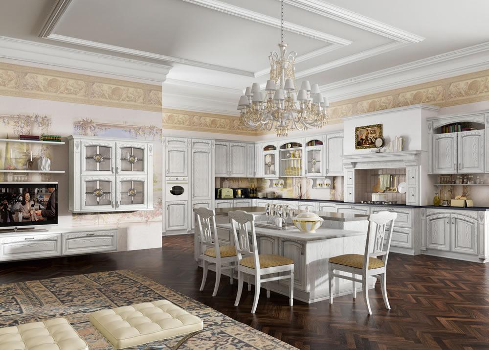 Cucina classica 7 | Checchin elettrodomestici