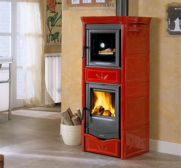Termo nicoletta forno d s a checchin elettrodomestici for Termostufe a legna con forno